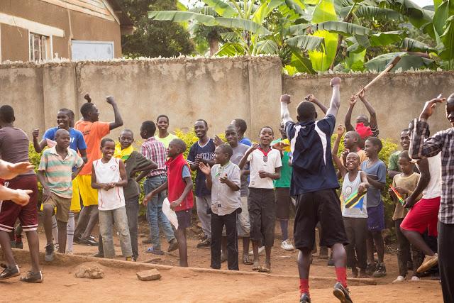 Bukesa Soccer